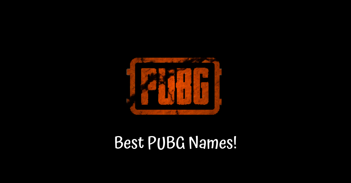 1000+] Stylish, Cool, Funny PUBG Names - Crew & Clan Names