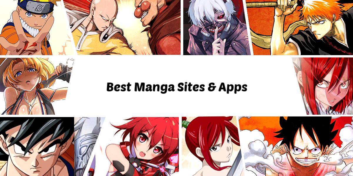 Best Manga Sites & Apps