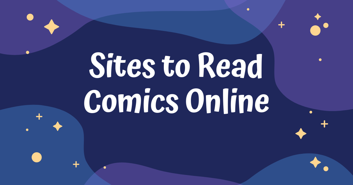 Sites to Read Comics Online